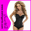 Sexy Black Lingerie Ladies Sexy Corset for Adult