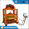 Simple Qtj 4-40c Solid Brick and Concrete Hollow Block Making Machine