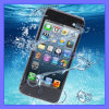 Super Thin Clear Lifeproof Case Cover, Waterproof S Case for iPhone 4 4s 5 Samsung S4 (SK-709)