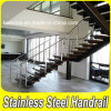 Modern Stainless Indoor Stair Handrail Steel Railing