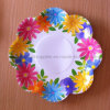 Eco-Friendly Lace Paper Plates Best Dishes for Wedding Baby Shower