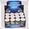 Beauty Fiber Optic LED Night Light for Kids (VL14010)