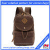 100% Cotton Canvas School Bag Backpack (SBB-027)