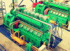 Waste Plastic Recycling System Plastic Pyrolysis Oil Generator Set