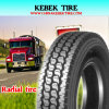 Radial Tubeless Truck Tire with High Quality 11r22.5, 11r24.5