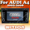 Car DVD GPS for Audi A4 (W2-D9751A)