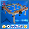 Factory Manufacturer Cheap High Strong Hand Silk Screen Stretching Machine