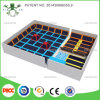 Thrilling Good Quality Large Indoor Trampoline Park
