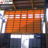 Son-Cap High Quality Interior PVC Warehouse Roll up Stacking Door