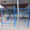African Type Heavy Duty Metallic Scaffolding