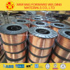 Copper Coated CO2 Gas-Shielded Welding Wires Er70s-6