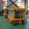 Hydraulic Mobile Lift Ladder Price, Retractable Scissors Lift Platform Aerial Work Platform