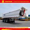 Tri-Axle U Shape Front Dump Semi Trailer Utility Truck Trailer