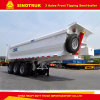 Tri-Axle U Shape Front Dump Semi Trailer