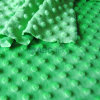 Lime Green Color Baby Blanket Fabric Minky DOT Also Used for Baby Sofa Baby Bedding Baby Diaper