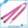 Polyester Material ID Badge Holder Lanyard