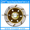 Single Stone Diamond Cup Abrasive Grinding Wheel