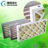 Aluminum Frame Pleated Air Conditioning Filter