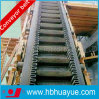 DIN Standard Polyester/Ep Cleated Sidewall Conveyor Belt (Since 1982)