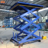 Cargo Lift for Warehouse