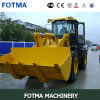 3.0t 4WD Wheel Loader Equipment