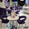 Modern Solid Surface Restaurant Chairs and Tables