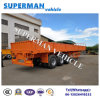 China Bulk Cargo Sidewall Semi Truck Trailer