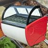 Gelato Ice Cream Display/Popsicle Display Freezer/Ice Cream Popsicle Display