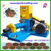 Floating Fish Food Feed Pellet Making Extruding Machine