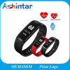 Bluetooth Bracelet Passometer Sleep Monitor Heart Rate Blood Pressure Smart Wristband