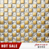 Gold and Silver Color Metel Mosaic Tile, Interior Wall Mosaic