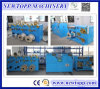 Horizontal Double-Layer Cable Wrapping Machine for Wire AWG32-AWG20