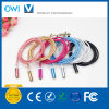 Nylon 3.5mm Male to 3.5mm Female Audio Aux Cable