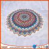 Jarmoo Promotional Cotton Round Beach Towel with Tassels
