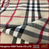 High Quality Yarn Dyed Check Woven Shirting Cotton Poplin Fabric