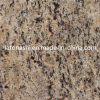 Brazil Yellow Granite Flooring Tiles, Santa Cecilia Stone Granite