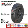 1.4 Inch Small Wheels and Tires Solid Rubber Wheel