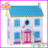 Wooden House Toy (W06A021)