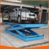 Car Scissor Lift Platform in Garage