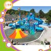 Fiberglass Thrilling Water Park Slide Aqua Water Park Equipment Price