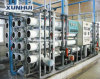 Brackish Water Reverse Osmosis Filtration System for Pure Water Treatment