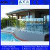 Frameless Glass Fence, Glass Balustrated, Glass Railing for Swim Pool