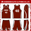 Custom Wholesale Good Price Basketball Jersey Uniform (ELTBNI-12)