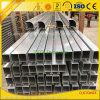 6063 6061 Aluminium Extrusion Factory Aluminium Tubes for Fence