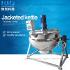 High Quality Stainless Steel Jacketed Kettle for Jam, Cooking Pot