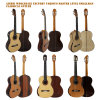 China Aiersi Brand High End Smallman Style Best Classical Guitar