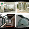 6mm+12A+6mm Safety Tempered Insulated/Hollow Glass for Buinding Glass
