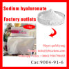 Cosmtic Grade Sodium Hyaluronate Powder 95% CAS: 9067-32-7
