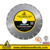 Welded Diamond Saw Blade for Cutting Marble
