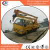 Isuzu 4X2 18meters High Lifting Platform Truck Bucket Truck